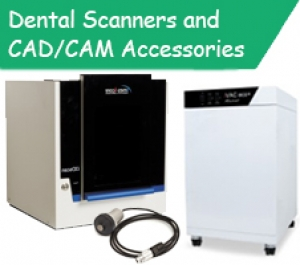 Dental Scanners, and CAD/CAM Accessories